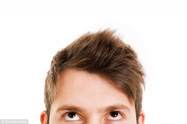 On average, human hair grows about 1.25cm a month. However men